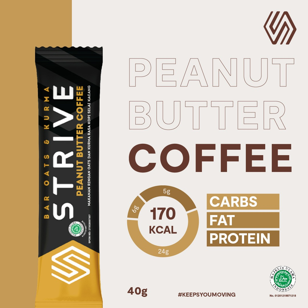 Strive rasa Peanut Butter Coffee