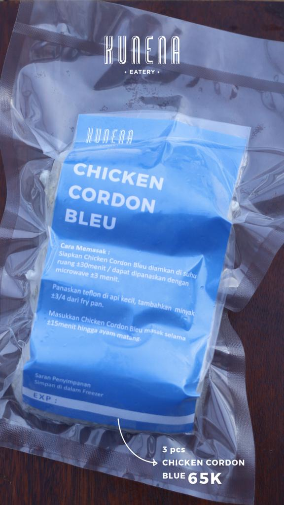 Frozen Food Chicken Cordon Blue